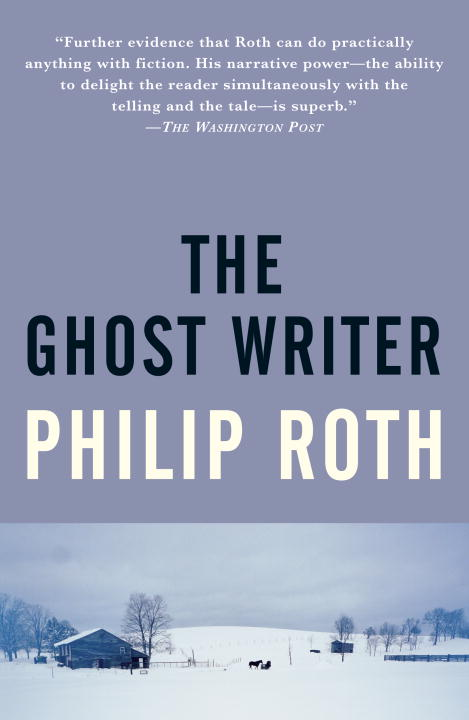 The Ghost Writer By Roth, Philip